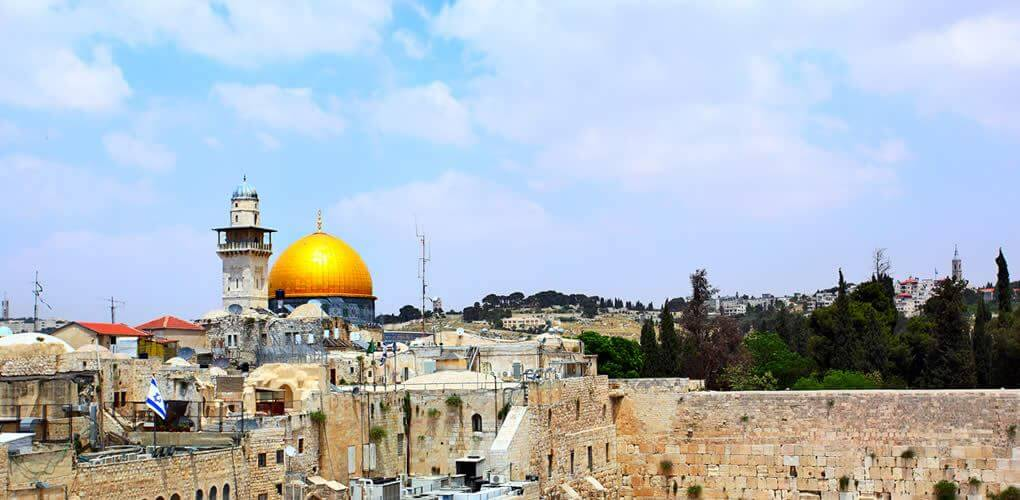 Holy Land Tours to Israel
