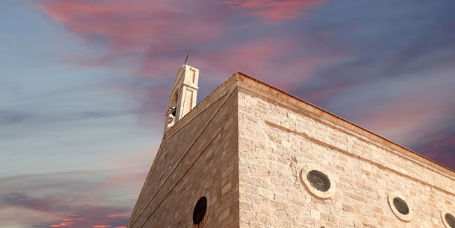 Madaba is One of the Most Memorable Holy Site Destinations on our Christian Tour to Israel and Jordan