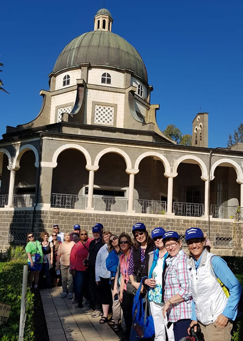 Ten Day Christian Holy Land Travel Tour to Israel