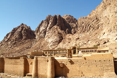 Egypt, Sinai, Jordan Holy Land Tours