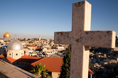 Christian Holy Land Tour Sites in Jerusalem