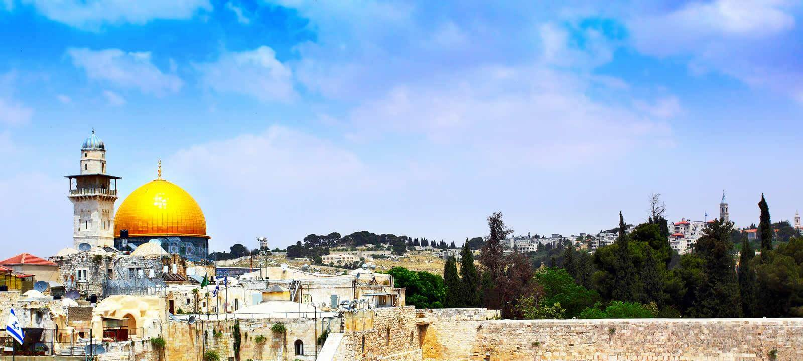 Holy Land Israel Tour