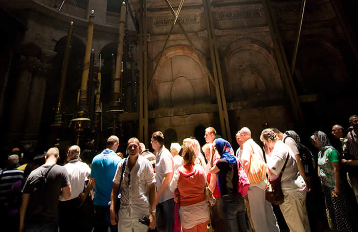 Holy Land Church Group Tours