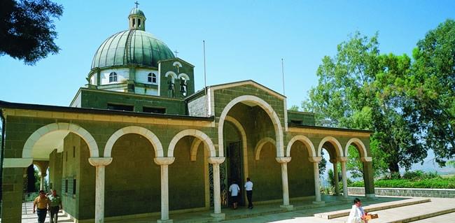 Church of Beatidudes
