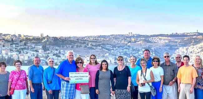 How to Grow Your Church Groups to Israel with Google