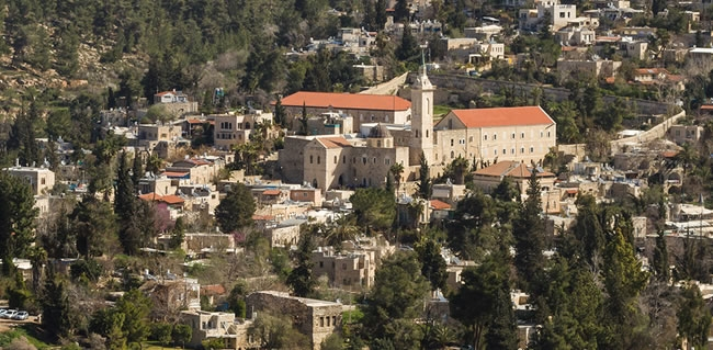Visit Ein Karem village a Spiritual Christian Holy Land Pilgrimage Tour