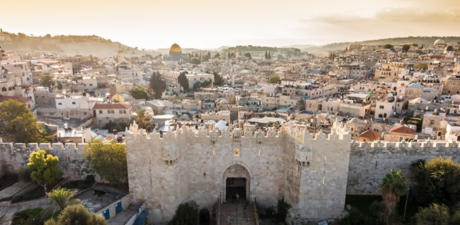 Staying and Getting Around in a Christian Trip to Israel