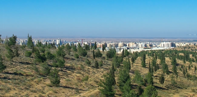Travel to Israel and Visit Beersheba