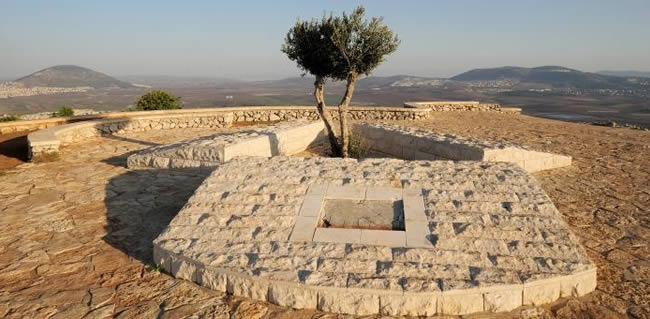 Holy Land Pilgrimage to Mount Precipice the site of the Rejection of Jesus